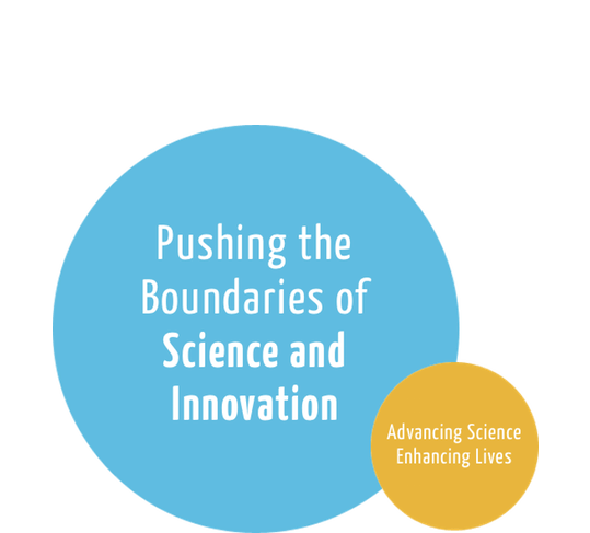 Pushing The Boundaries of Science and Innovation