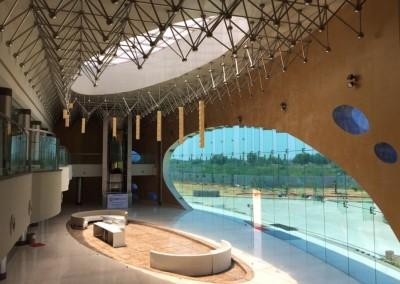 Atrium, Main Building
